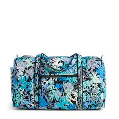 Vera Bradley Large Duffel 2.0 Travel Bag in Camofloral at The Paper Store
