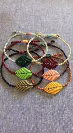 Best Indoor Garden Ideas for 2020 - Modern Macrame Bracelet Diy, Bracelet Crafts, Macrame Jewelry, Fabric Jewelry, Macrame Bracelets, Handmade Bracelets, Boho Jewelry, Jewelry Crafts, Etsy Jewelry