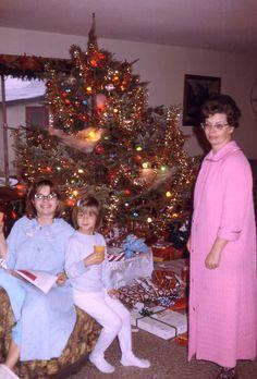 Vintage Christmas -1968...