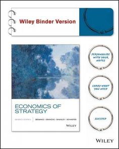 Managerial economics organizational architecture 6th edition economics of strategy fandeluxe Image collections