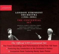 London Symphony Orchestra - London Symphony Orchestra: Centennial Set