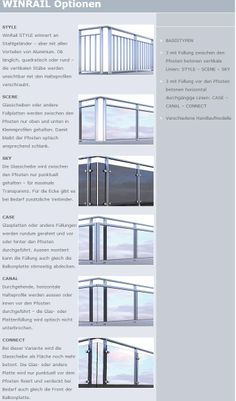 System Glas und Füllstäbe The Effective Pictures We Offer You About open balcony A quality picture can tell you many things. You can find the most beautiful pictures that can be presented to you about Modern Stair Railing, Steel Railing, Modern Stairs, Railing Design, Railings, Veranda Railing, Glass Balcony Railing, Balcony Bar, Balcony Curtains