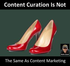 Content Curation Is Not Content Marketing / MasterNewMedia | #gossiplibrarian14 #readyforsocialmedia