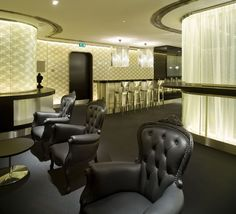 V.I.P. Lounge Schiphol Airport - by MOOOI ...