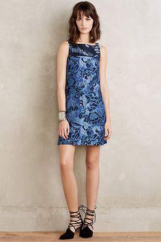 Delmara Dress - #anthroregistry