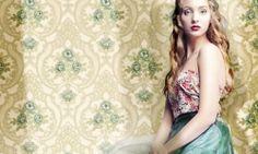 Tapet vinil verde crem floral 7925 Cristina Masi Lei-2 Tapestry, Flooring, Interior, Floral, Collection, Design, Home Decor, Christians, Hanging Tapestry