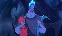 Photo of Hades, Pain, & Panic for fans of Disney Villains 2320923 Megara Disney, Hades Disney, Gif Disney, Disney Hercules, Disney Magic, Disney Movies, Disney Pixar, Tumblr Cartoon, Disney Sleeve