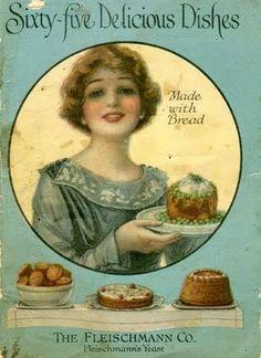 vintage cookbook...