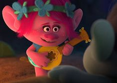 Anna Kendrick Sings in a New Clip From the TROLLS Movie