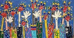 #GaleríaBortot #ExpoArtistas #ArteBortot #ArnoldoDíaz