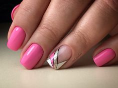 UV gel: the good tips for choosing it - My Nails Great Nails, Perfect Nails, Simple Nails, Cute Nails, Elegant Touch Nails, Romantic Nails, Fancy Nails, Pink Nails, Colorful Nail Designs
