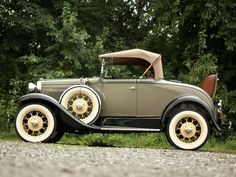 1930 Ford Model A Deluxe Roadster 3 Maintenance of old vehicles: the material for new cogs/casters/gears/pads could be cast polyamide which I (Cast polyamide) can produce