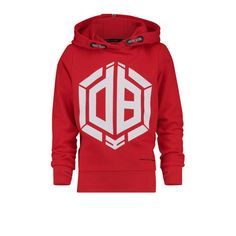 Vingino hoodie met print Daley Blind rood Daley Blind, Hoodies, Sweatshirts, Sweaters, Products, Fashion, Moda, Fashion Styles, Sweater