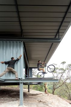 Shipping Container Home Retreat