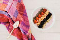 Berry Healthy Breakfast Bowl