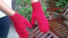 Knit Mittens, Mitten Gloves, Crochet Yarn, Crochet Hooks, Knitting Projects, Knitting Patterns, Plymouth Yarn, Cascade Yarn, Lang Yarns