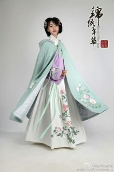Hanfu(汉服): traditional Chinese Costume