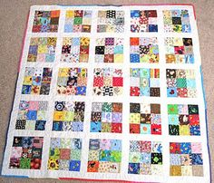 The Project Corner: I-Spy Quilt Complete Quilting Projects, Quilting Designs, Quilting Ideas, Sewing Projects, I Spy Quilts Ideas, Sewing Ideas, Quilt Design, Quilting Tutorials, Sewing Tips