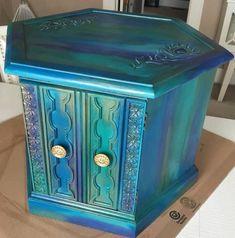 U Haul Furniture Dolly Key: 2004826827 Wood Furniture Store, Hand Painted Furniture, Funky Furniture, Refurbished Furniture, Classic Furniture, Paint Furniture, Repurposed Furniture, Unique Furniture, Furniture Projects