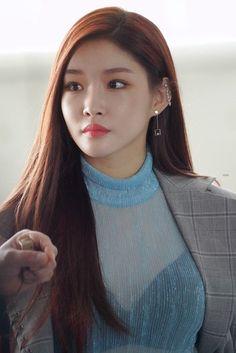 Kpop Fashion, Korean Fashion, Korean Beauty, Asian Beauty, Kim Chanmi, Kim Chungha, Pretty Asian, Korean Singer, Korean Girl Groups