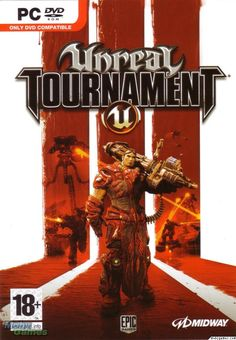 Unreal Tournament III by Epic Games published by Midway #PC #Games