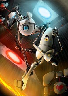 Robots FTW - byGaeirlz Stomples