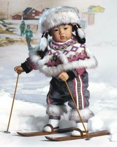 Miki from Greenland, by Adora, 2008