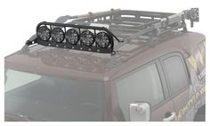 Warrior Pre Runner Light Bar
