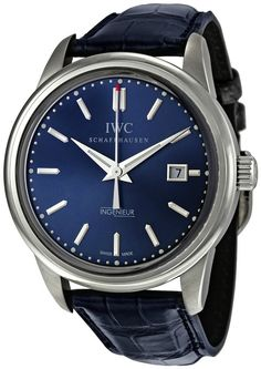 IWC Ingenieur Vintage Ref. IW323310 - aBlogtoWatch Editor's Watch Gift Guide For 2012