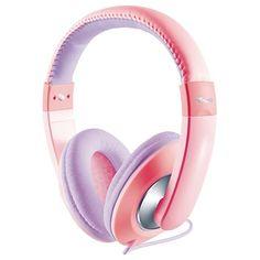 Trust Sonin Pink Kids Headphones