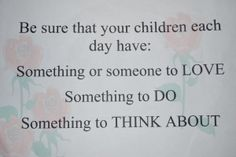 rule of 8 for a homeschooling family
