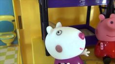 Peppa Pig in English. Peppa Pig and her friends play round   More videos: http://www.youtube.com/user/minhiyes/videos