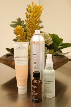 Hair Tutorial   Will try, especially since it's using AVEDA products.