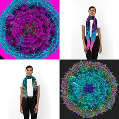 The Kaleidoscope.To see all colours go to www.lauraorchant.com