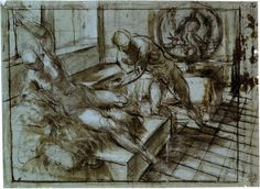 tintoretto drawings - Google Search