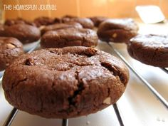 the best Salted Chocolate Cookies