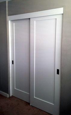Panel, Louver, and Flush Doors — Interior Doors and Closets