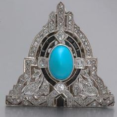 turquoise & diamonds - beautiful