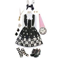 Wonderland fashion
