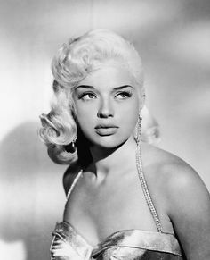 Actress: Diana Dors was friends with the Krays and asked Jess Conrad to visit Ronnie in prison