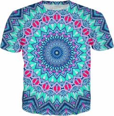 Check out my new product https://www.rageon.com/products/colorful-power-mandala-turquoise-blue-pink on RageOn!