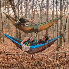 We wanted to take this Sunday to give you a little peek of a new pal that's going to be touring with us! ENO Hammocks!  We are so stok...