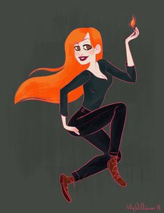 A little something Ginny Weasley