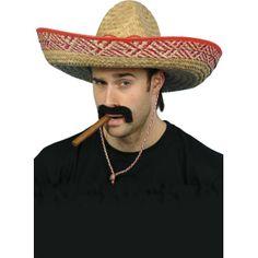Sombrero Straw Hat
