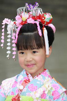 Japan foto's & tips Precious Children, Beautiful Children, Beautiful Babies, Beautiful People, Happy Children, Kids Around The World, We Are The World, People Around The World, Little People