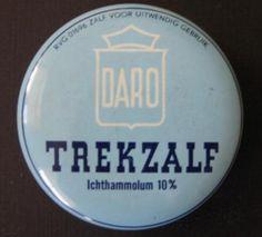 DARO Trekzalf - Ichthammolum 10% - zalf voor uitwendig gebruik - het blikje…