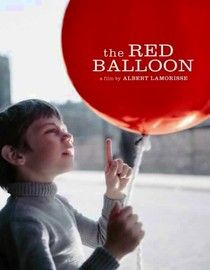 Loved this movie as a little girl.  A story about a boy and his balloon in 1950's Paris.  It is on netflix. :)