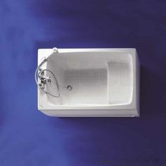 Armitage Shanks Acrylic Baths -  Armitage Shanks Showertub S125401 1200mm 2th…