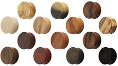 Tolle Holzplugs Organic Holzplugs - Tragekomfort - Qualitativ sehr Hochfertig - schnell geliefert
