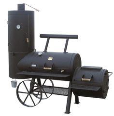 Joes Barbeque Smoker - Chuckwagon Catering - Smoker 61cm (24 Zoll):